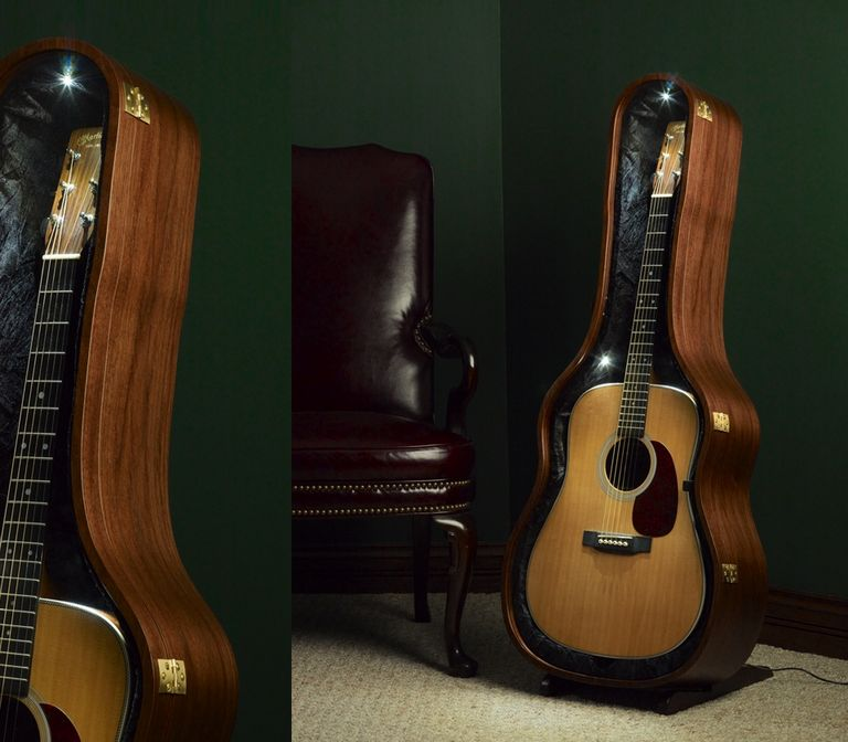 Guitar Humidifier Cabinet