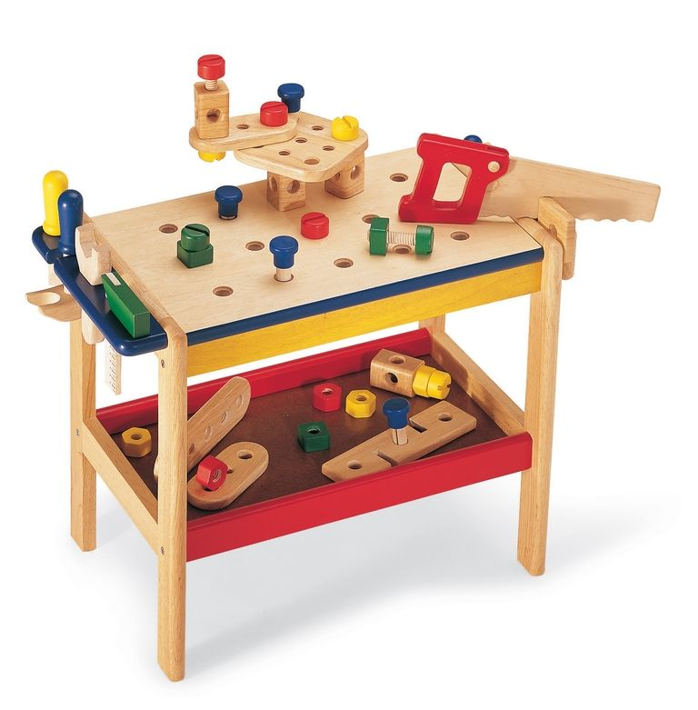 Home Depot Childrens Workbench