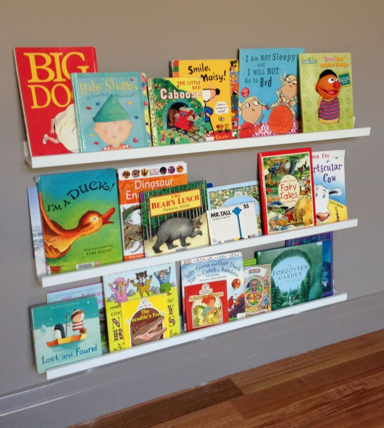 Ikea Kids Book Shelf