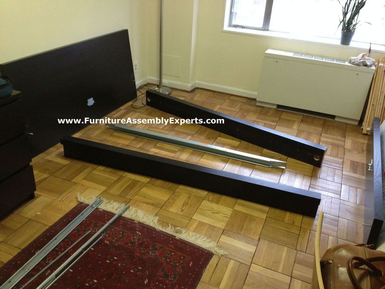 Ikea Malm Bed Disassembly