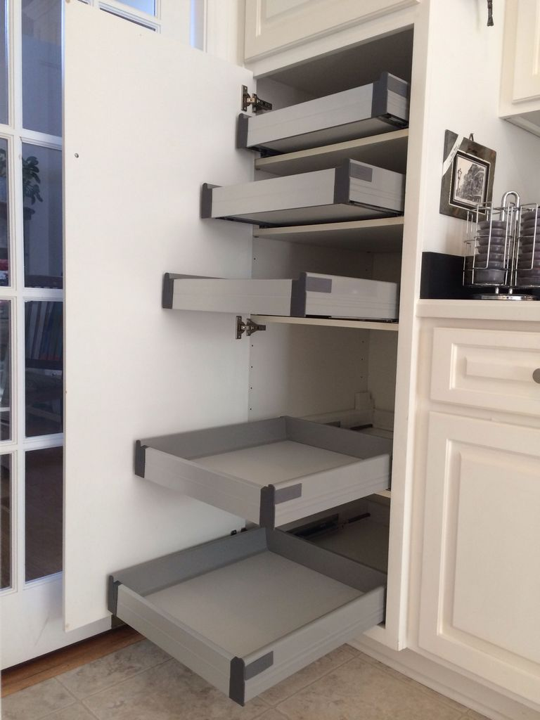 Ikea Pull Out Shelves