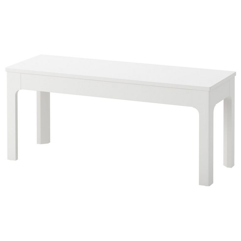 Ikea White Bench