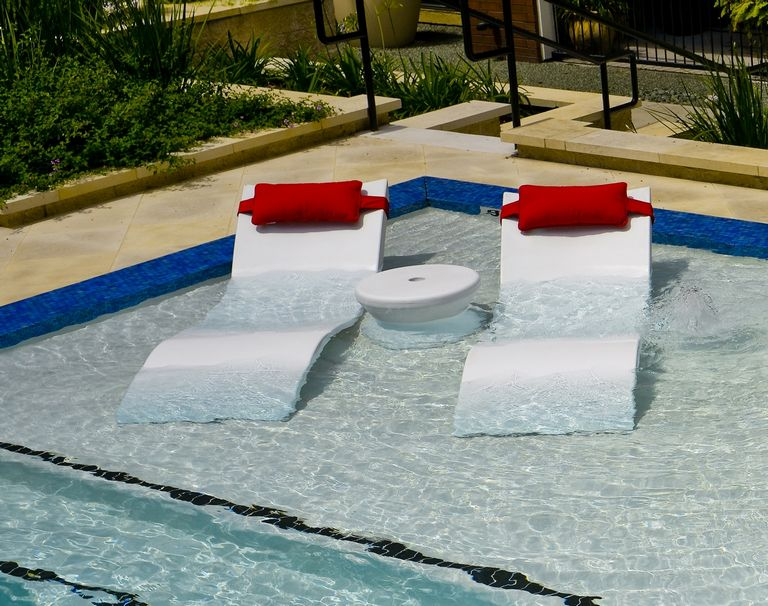 In Pool Chaise Lounge