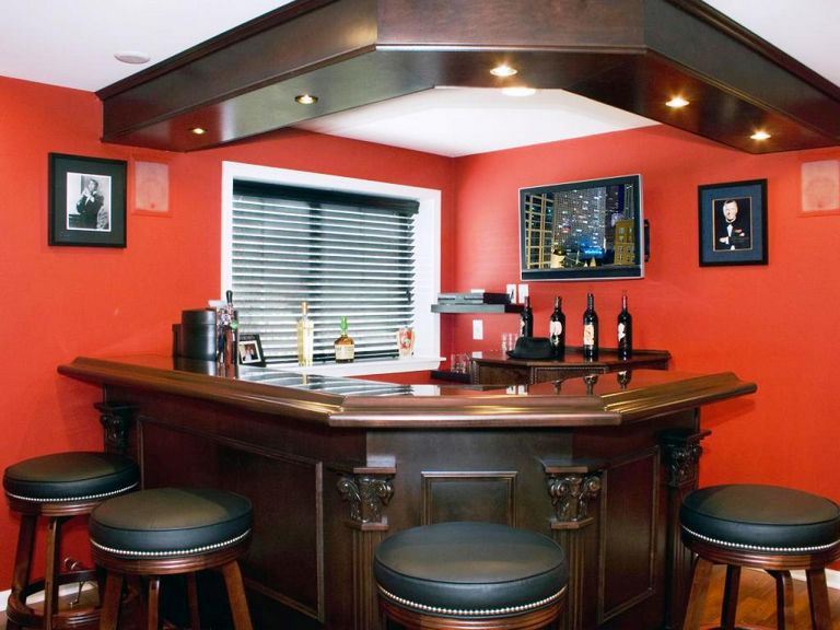 Indoor Bar Ideas