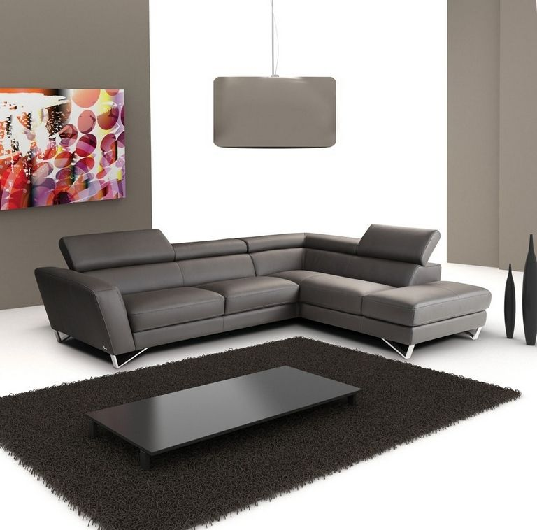 Italian Leather Sectionals