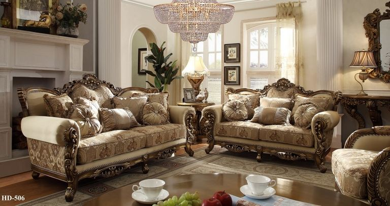 Italian Living Room Sets