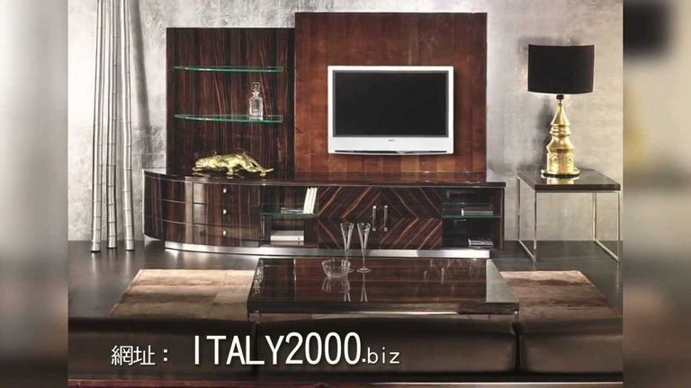 Italy 2000 Furniture