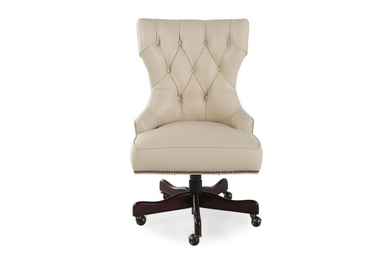 Ivory Desk Chair
