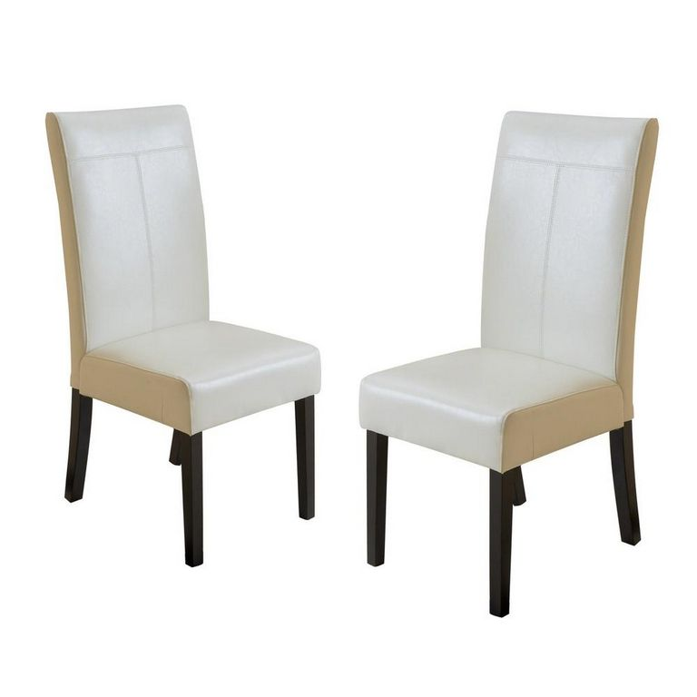 Ivory Dining Chairs