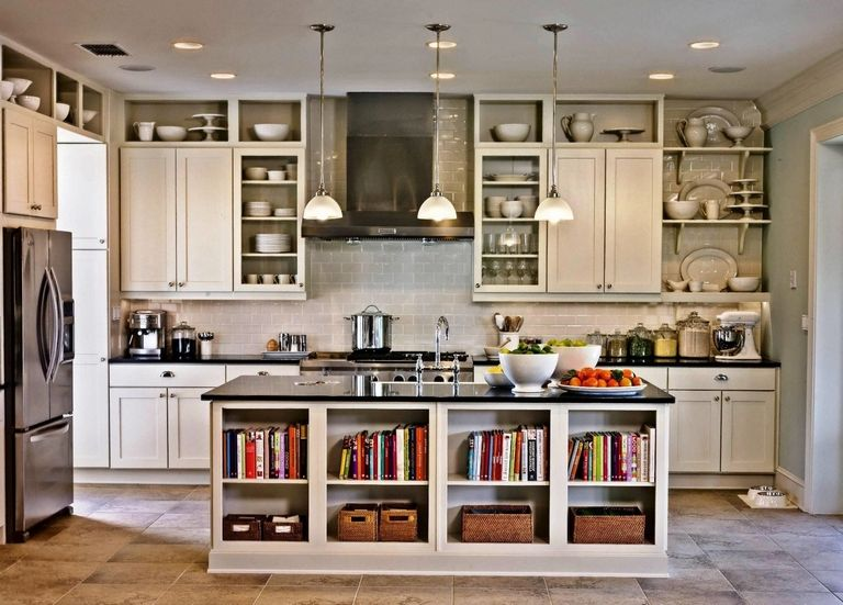 Kitchen Bookcases