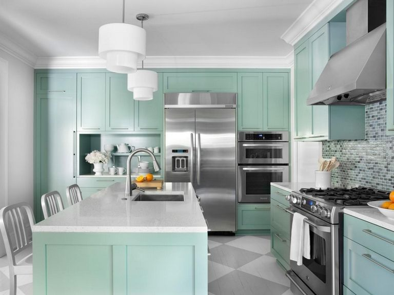 Kitchen Cabinets Colors Ideas