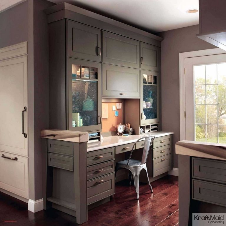 Kitchen Colours With Dark Cabinets