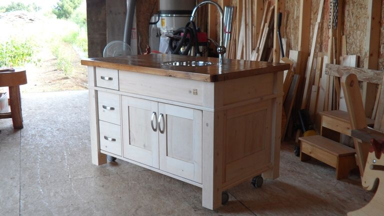 Kitchen Island Plans Pdf