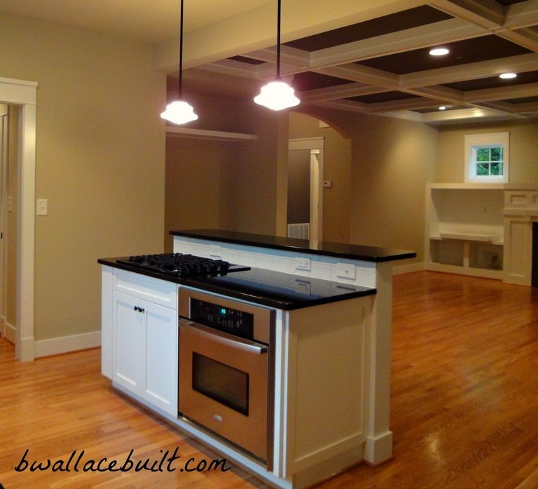 Kitchen Island With Stove Top