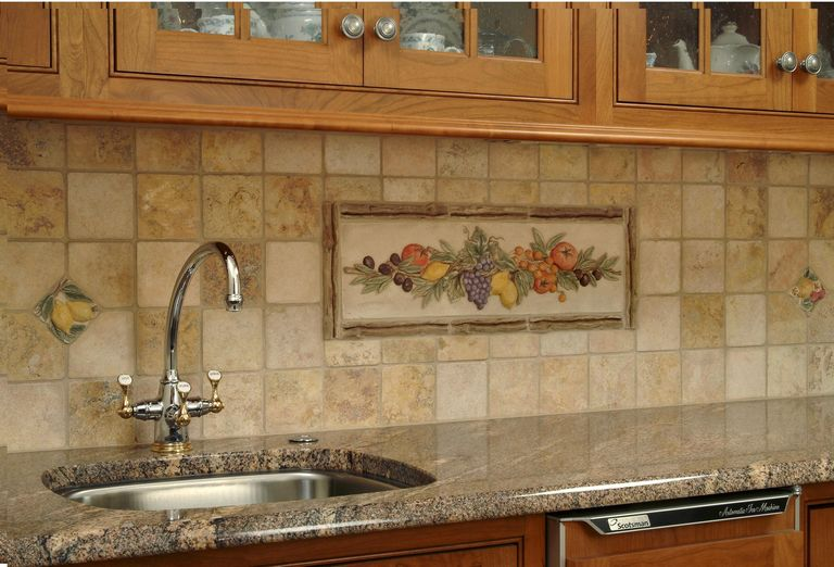 Kitchen Tiles Home Depot