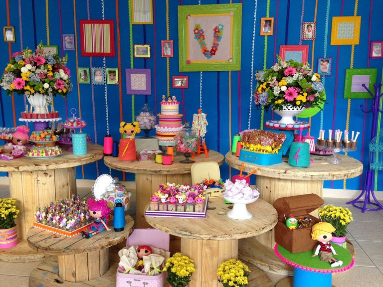 Lalaloopsy Bday Party Ideas