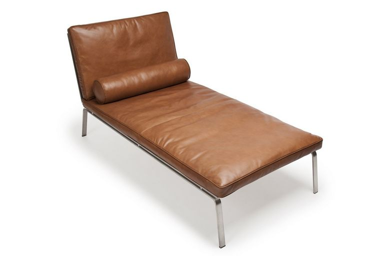 Leather Longue