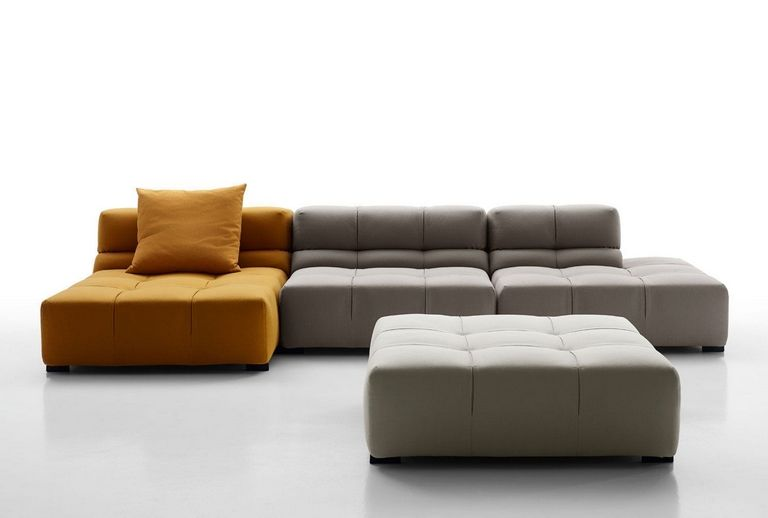 Leather Modular Sofa