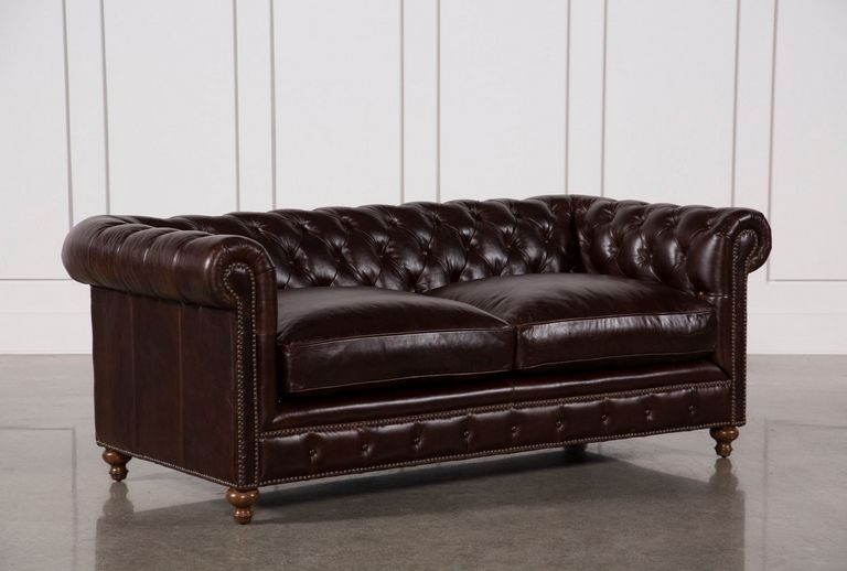 Leather Sofa 001