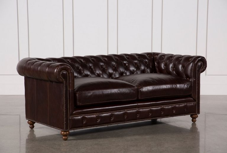 Leather Sofa 002