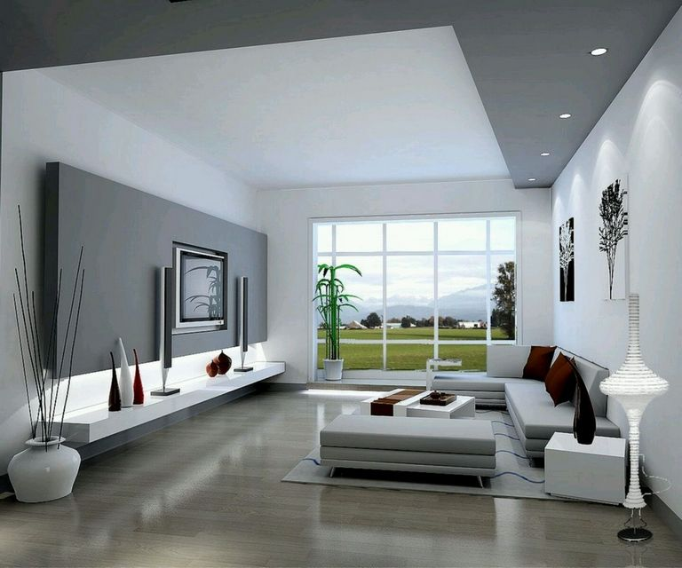 Living Room Modern Designs