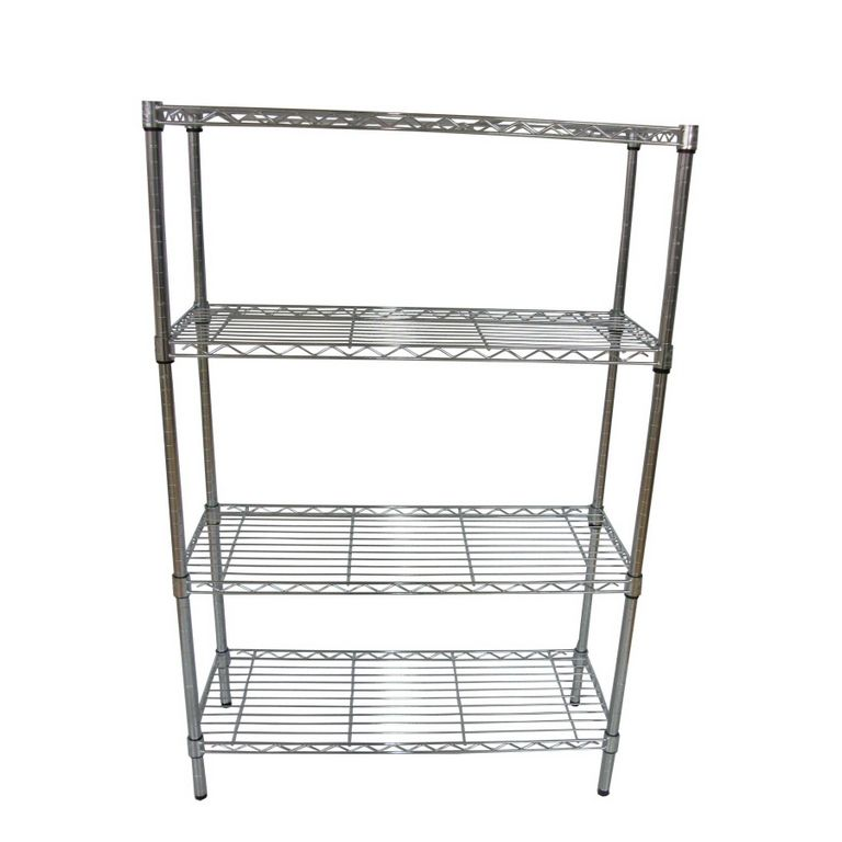 Lowes Chrome Shelving