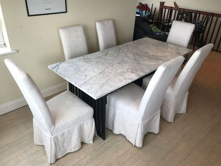 Marble Dinner Table