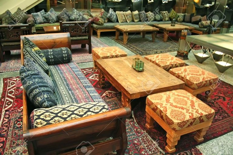 Middle Eastern Furniture
