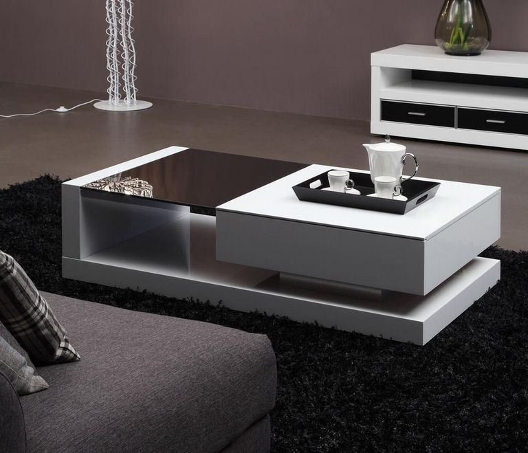 Modern Center Table Designs For Living Room