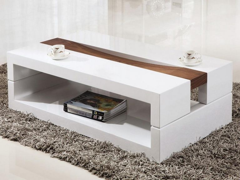 Modern Coffee Tables White