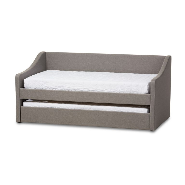 Modern Daybed With Trundle