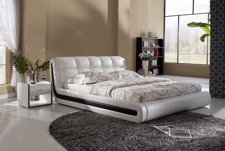 Modern Design Of Beds