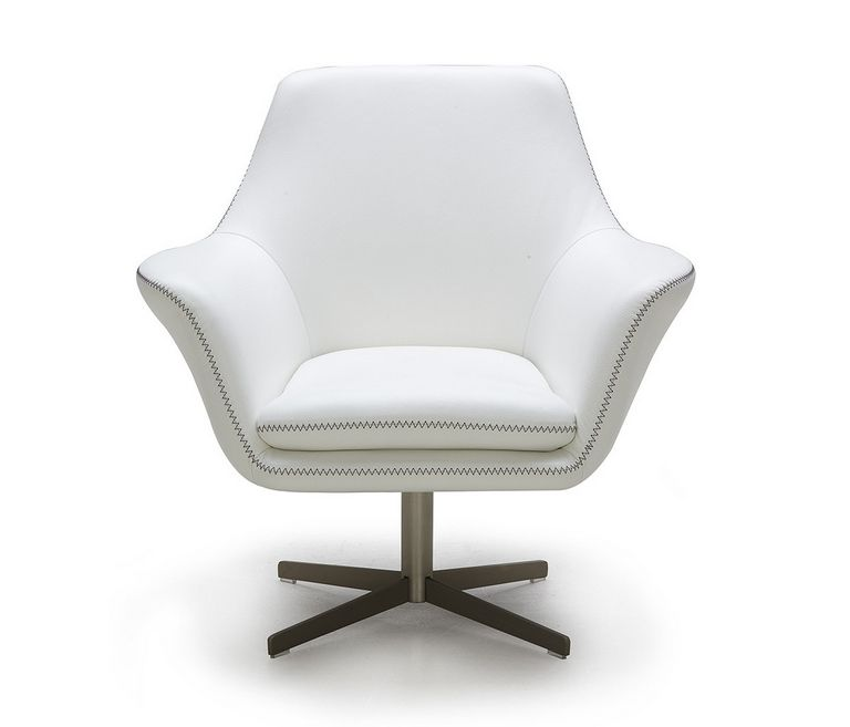 Modern Swivel Lounge Chair