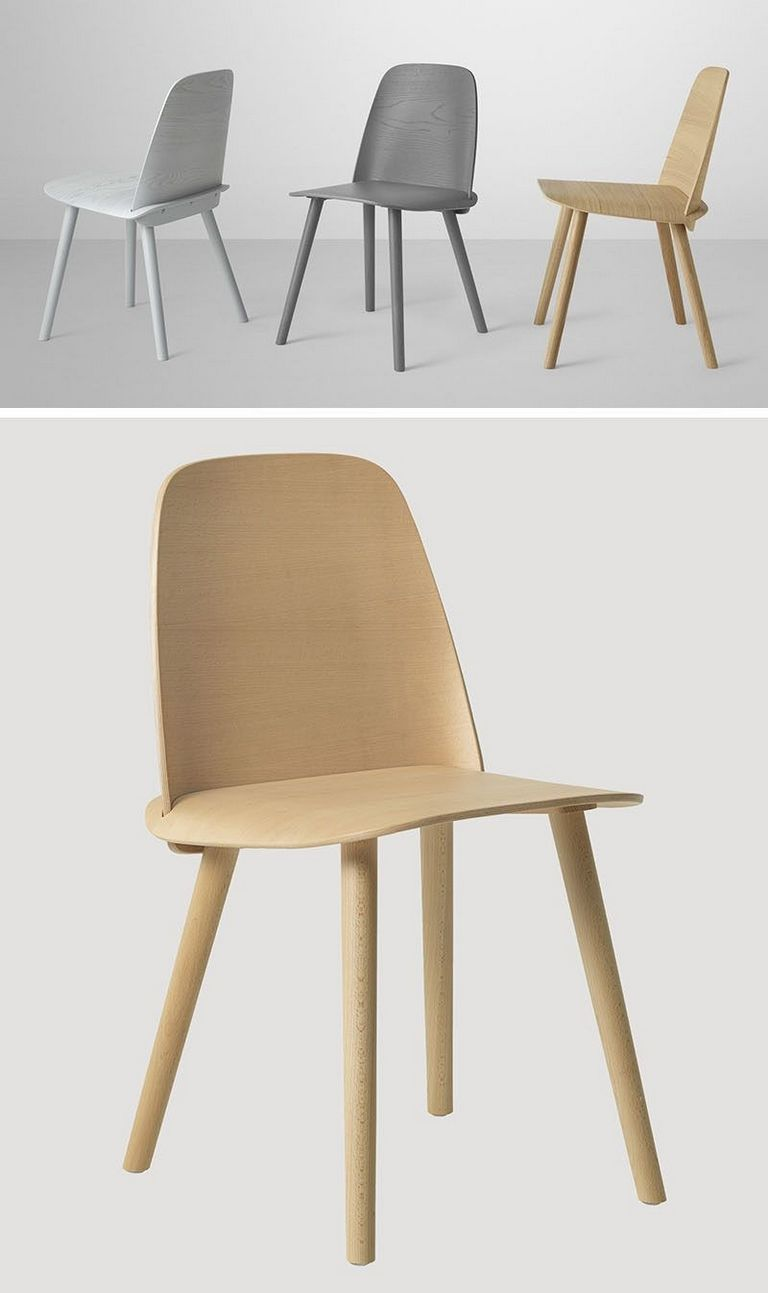 Modern Wood Chairs
