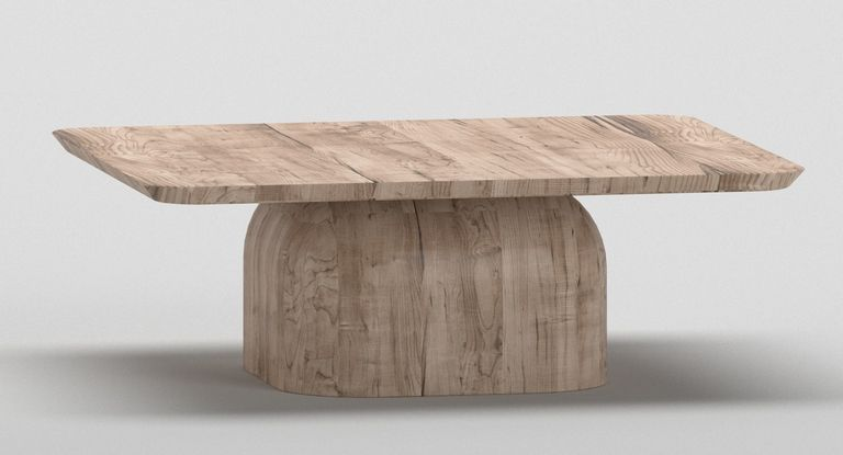 Modern Wooden Side Table