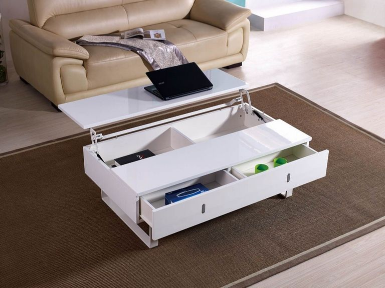 Multifunctional Coffee Tables