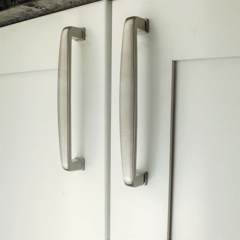 Nickel Cabinet Handles