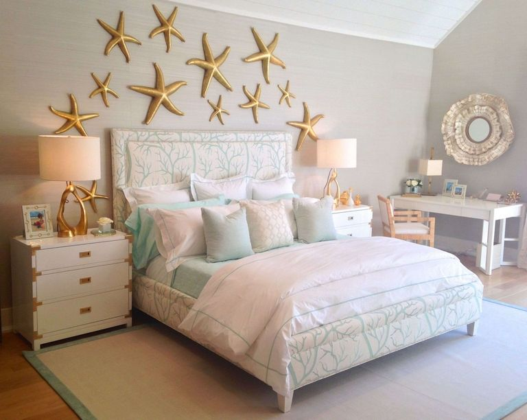 Ocean Themed Bedroom Decor