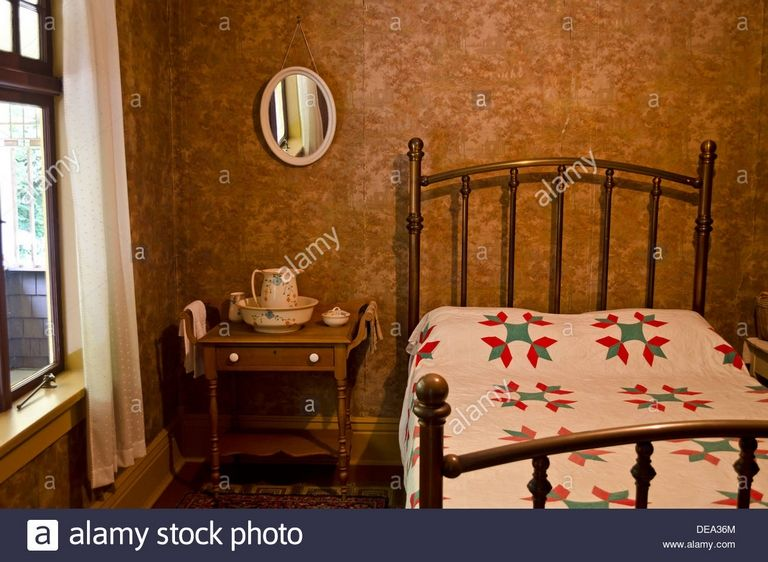 Old Fashioned Bedroom