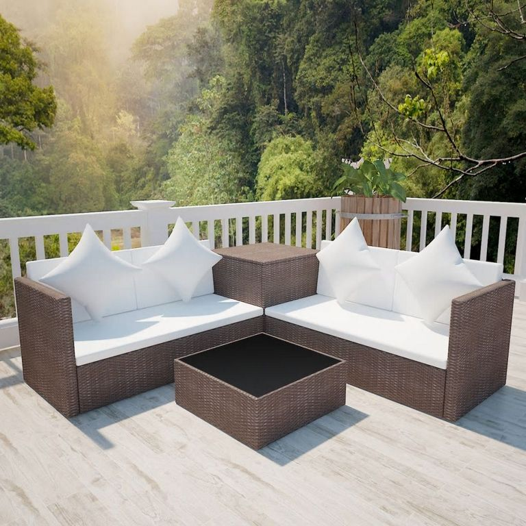 Outdoor Lounge Sofa