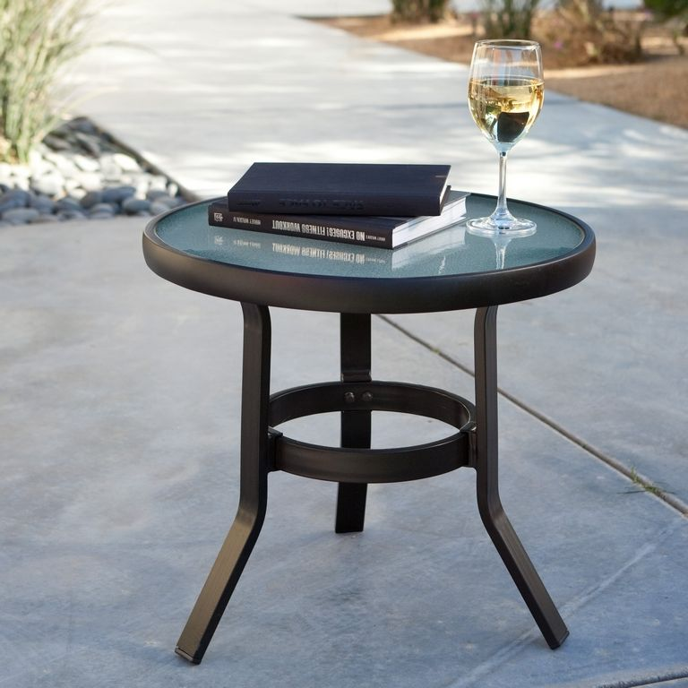 Outside Side Tables