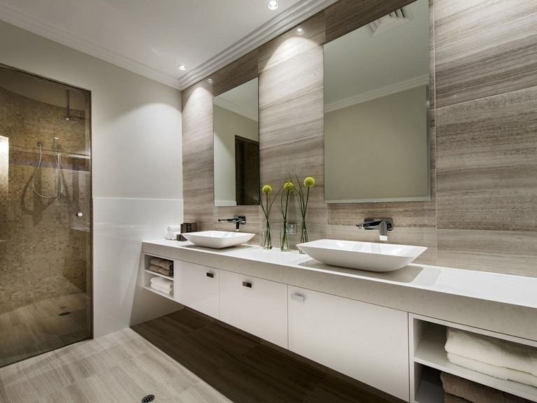 Pictures Of Modern Bathrooms