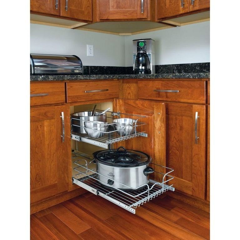 Pull Out Kitchen Cabinet