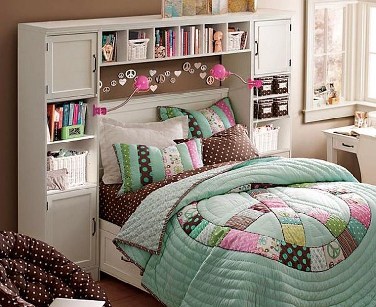 Room Design For Teenage Girls