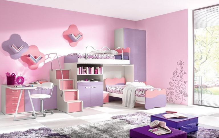 Room Design Ideas For Girl