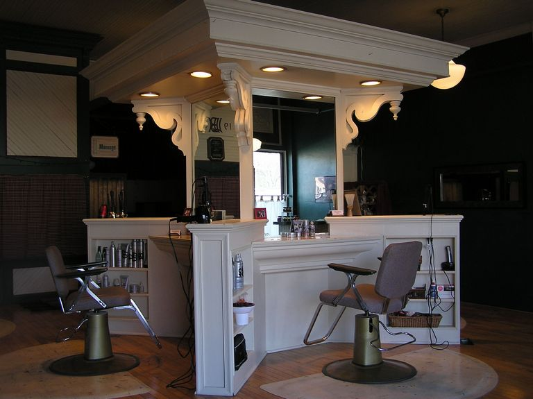 Salon Stations Ideas