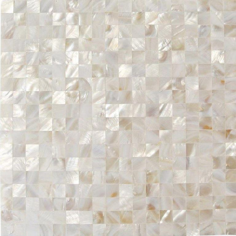 Shell Mosaic Tile