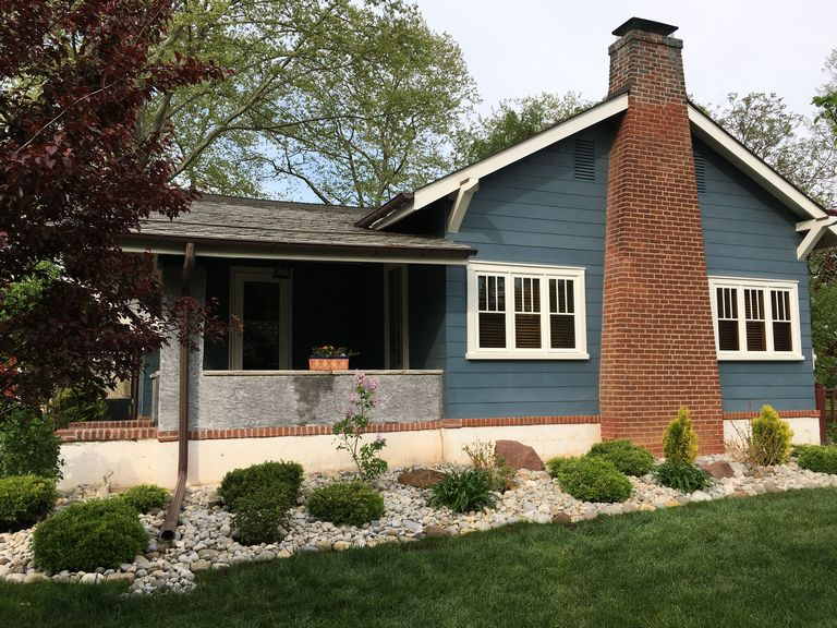 Sherwin Williams Bunglehouse Blue
