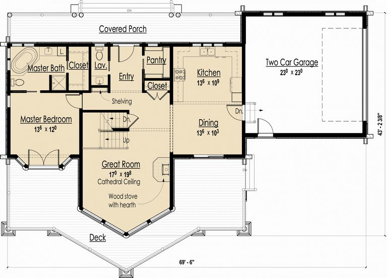 Shouse Floor Plans