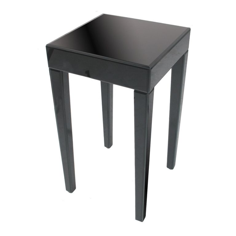 Small Black Side Tables